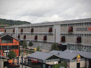 Centre Cial. Docks 76 (Rouen)