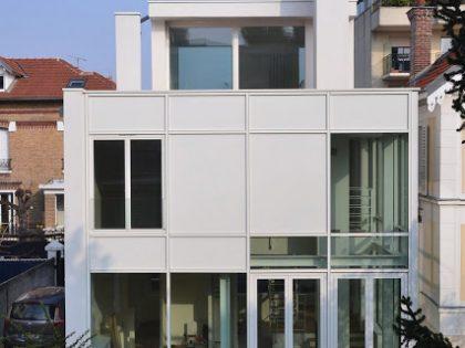 Maison Architecte (Région Parisienne)