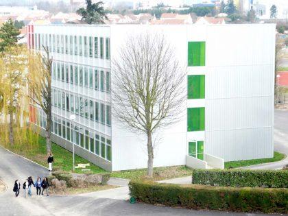 Lycée JJ. Rousseau (Sarcelles)