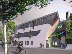 Ecole Saint Exupéry (Extension et Réhabilitation)