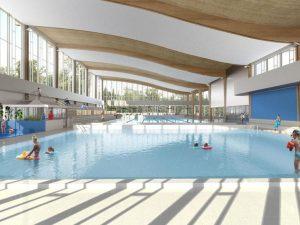 Réhabilitation de la piscine municipale (Le Raincy)