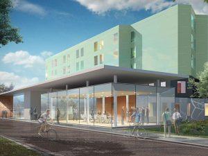 Restructuration de l'hôpital Forcilles (Férolles-Attilly)