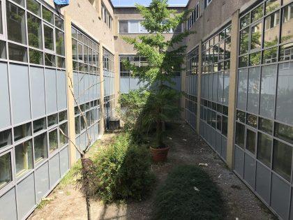 Restructuration du bâtiment Fontenoy CHU AMIENS SUD
